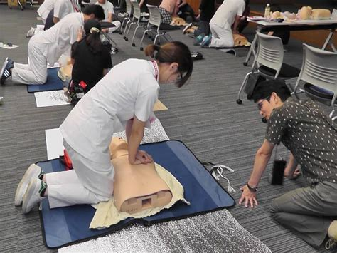 AHA BLS for Healthcare Providers Course - ある産婦人科医のひとりごと