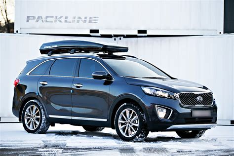 The Ultimate Packline Car Roof Boxes for Your Kia