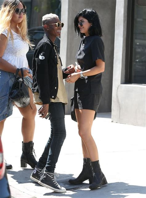 Kylie Jenner Lunches In West Hollywood | Celeb Dirty Laundry