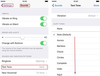 How to Change Default iPhone (11/Pro Max/XS/XR/8) Message Tone