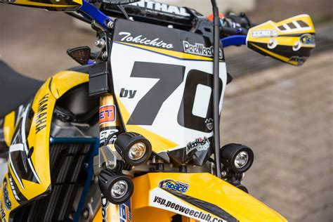 YAMAHA WR250R Customize! by T-Space 「最強の全部乗せWR250R」 | DIRTSPORTS