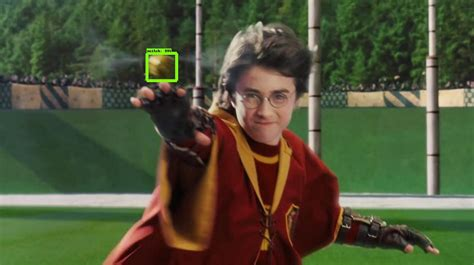 How to play Quidditch using the TensorFlow Object
