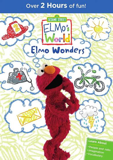 Contest: Win Elmo's World: Elmo Wonders on DVD! | Fandomania