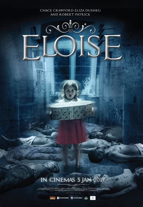 Chrichton's World: Review Eloise (2017): Good luck trying