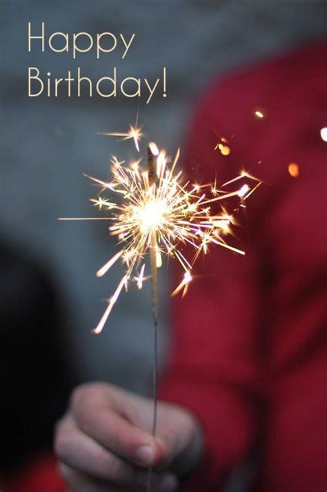 Happy Birthday Sparklker Pictures, Photos, and Images for