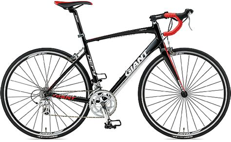 2011 Giant Bicycle [DEFY 3] -outline-