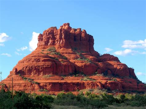 Bell Rock Sedona Arizona | This is the view looking north at… | Flickr