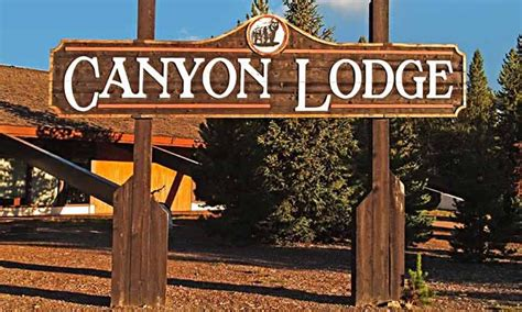 Canyon Lodge in Yellowstone National Park - AllTrips