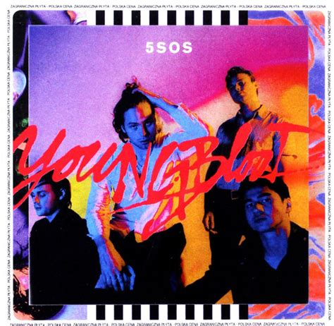 5SOS* - Youngblood (2018, CD) | Discogs