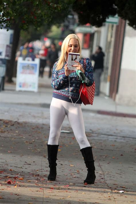 Mary Carey in White Tights -11 | GotCeleb