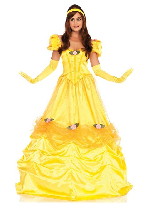 Belle of the Ball Women Costume - Princess Costumes