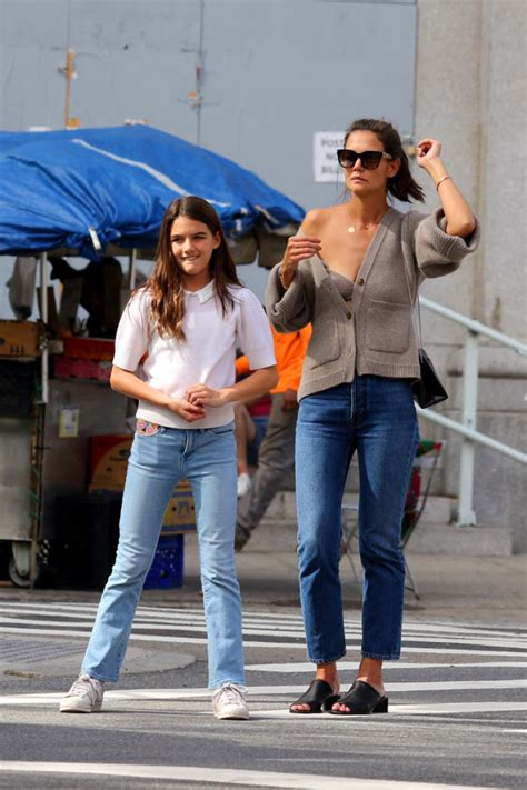 Katie Holmes Recalls Having Daughter Suri at the Perfect Time