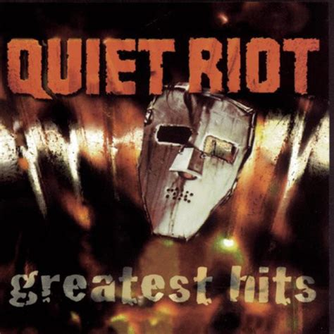 Quiet Riot - Greatest Hits (CD, US, 1996) | Discogs